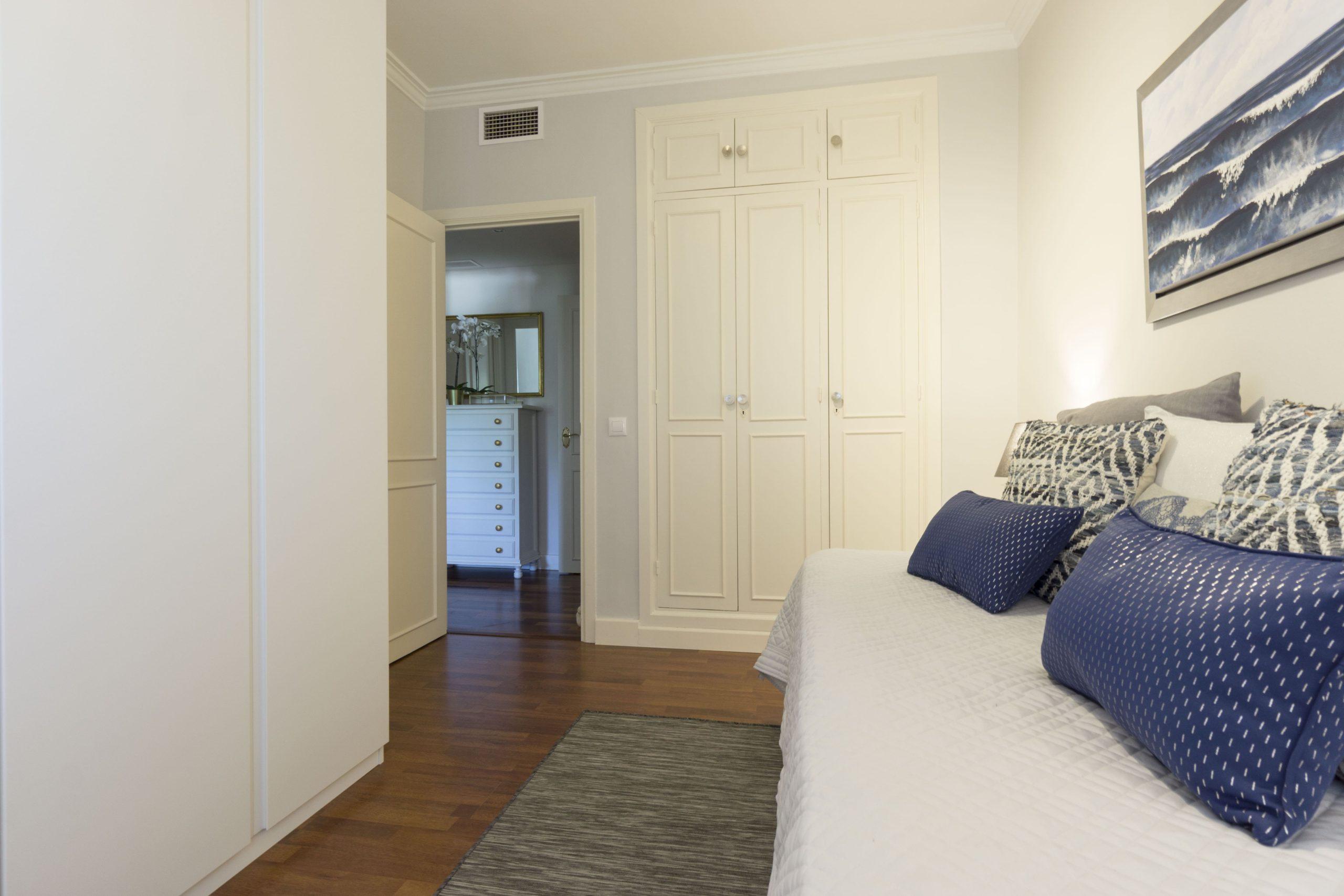 Habitación sin uso pasillo